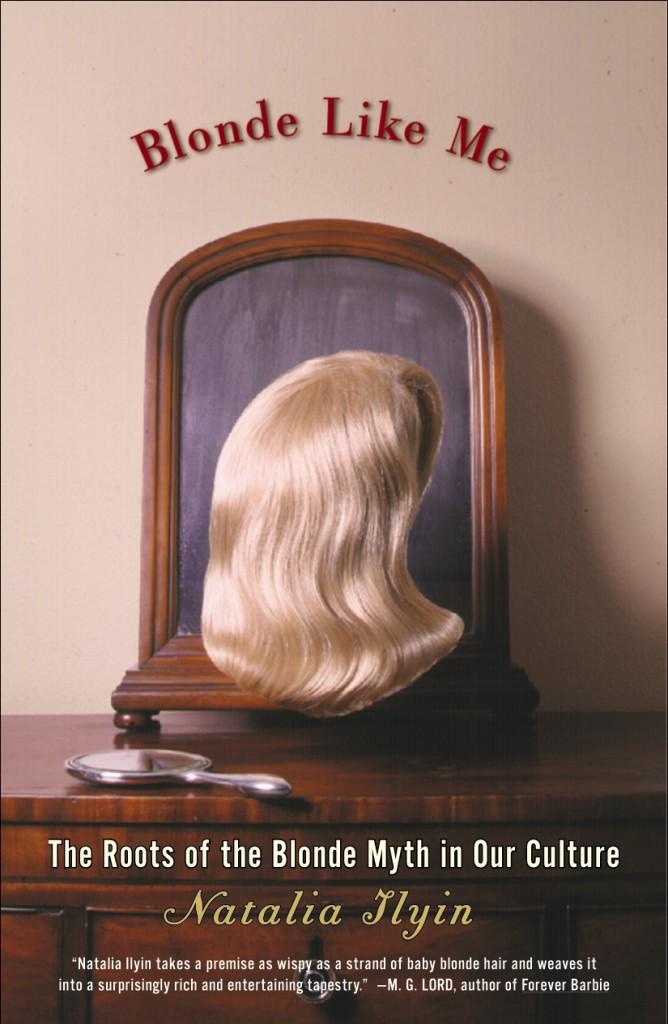 blonde like me