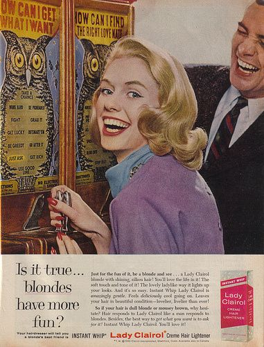 lady clairol